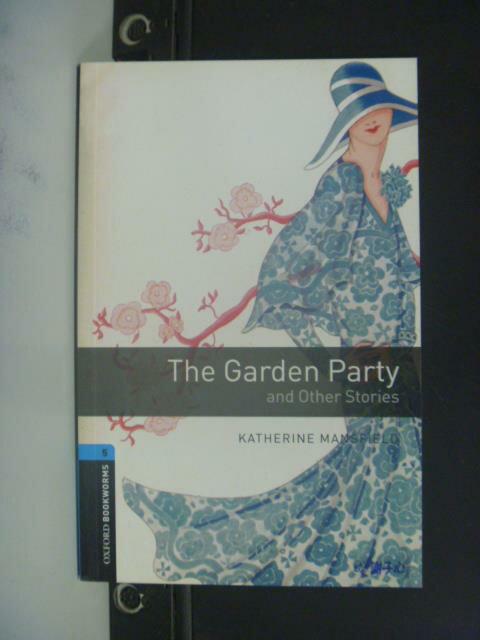 【書寶二手書T8/語言學習_OLO】The garden party, and other stories