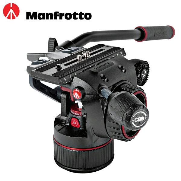 ◎相機專家◎ManfrottoMVHN8AHNitroN8油壓雲台錄影攝影雲台Nitrotech公司貨