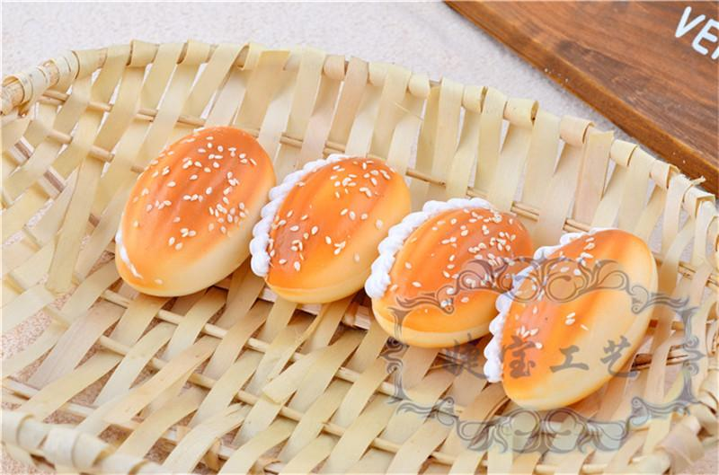 仿真奶油麵包模型5個價格