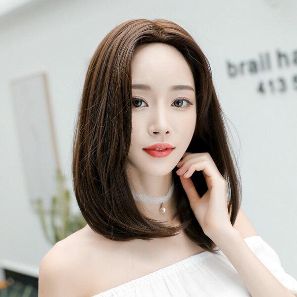 氣質美人擬真韓系假髮短直髮【MC452】☆雙兒網☆