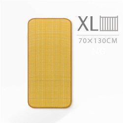 mammyshop 媽咪小站 - 3D天然纖維柔藤墊 - 美規床專用.XL.70x130cm