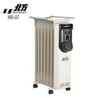 電暖器推薦NORTHERN 北方 葉片式 恒溫電暖爐 - 7葉片 NR-07