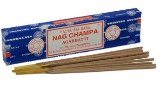 【彤彤小舖】SATYA SAI BABA Nag Champa 賽巴巴 印度線香 2014 40g