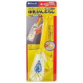 【寶貝樂園】GMP東京西川 日本水滴奶瓶刷