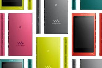 ★限量贈USB充電器 SONY 16GB Walkman 數位隨身聽 NW-A35 支援Hi-Res高解析音質