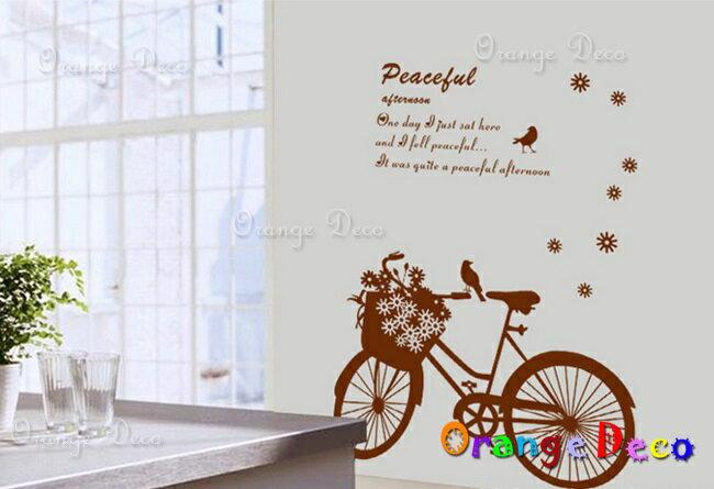 浪漫回憶 DIY組合壁貼 牆貼 壁紙 無痕壁貼 室內設計 裝潢 裝飾佈置【橘果設計】