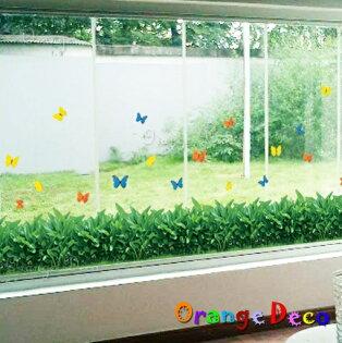 草地DIY組合壁貼牆貼壁紙無痕壁貼室內設計裝潢裝飾佈置【橘果設計】