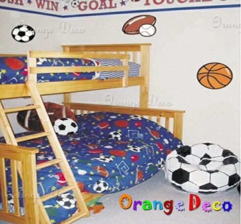 球DIY組合壁貼牆貼壁紙無痕壁貼室內設計裝潢裝飾佈置【橘果設計】