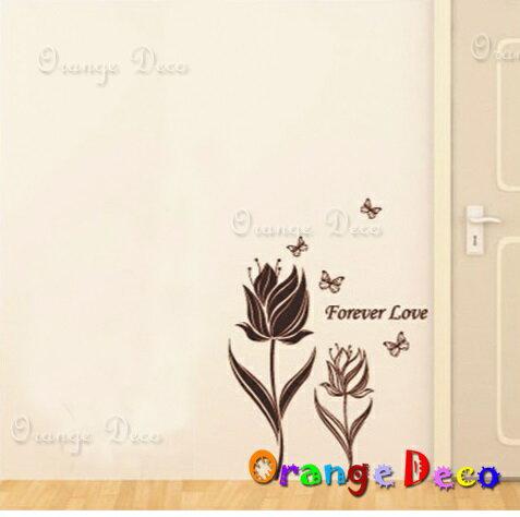 Forever Love DIY組合壁貼 牆貼 壁紙 無痕壁貼 室內設計 裝潢 裝飾佈置【橘果設計】