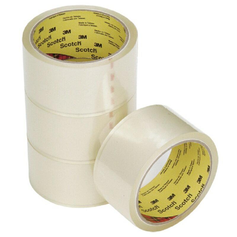 ★促銷★ 3M 305 2吋OPP透明封箱膠帶 ( 48mm x 40y ) - 單捲 / 整包