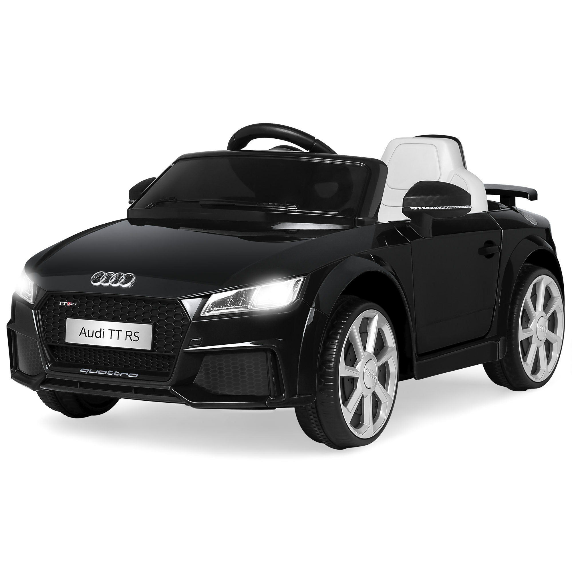 Amazing Best Choice Products 6V Kids Audi TT RS Ride On Car W/ Parent Control,