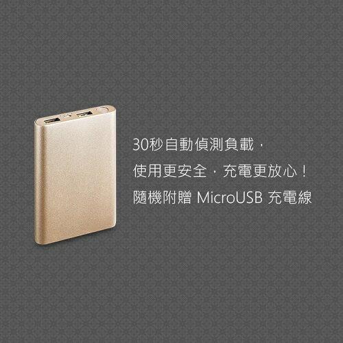 MINIQ 10000mAh 雙輸出行動電源MD-BP-036(金) [大買家] 6