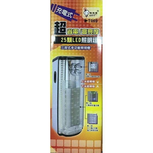停電燈超大容量電池保固一年緊急照明燈出口燈救難燈