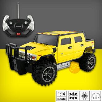 【瑪琍歐玩具】1:14 HUMMER H2 SUT 遙控車