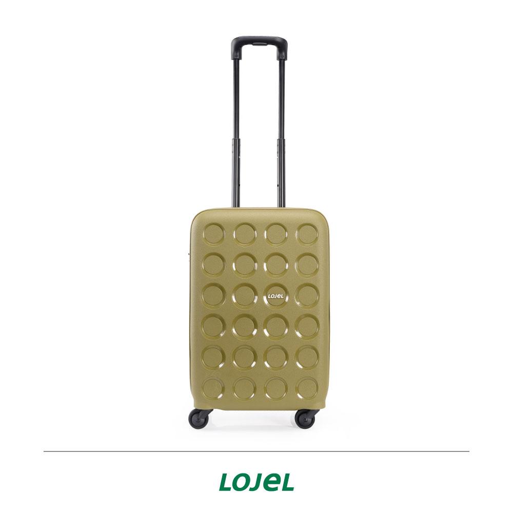 【加賀皮件】CROWN LOJEL VITA系列 多色 圓圈 拉鍊 旅行箱 19吋 行李箱 PP10