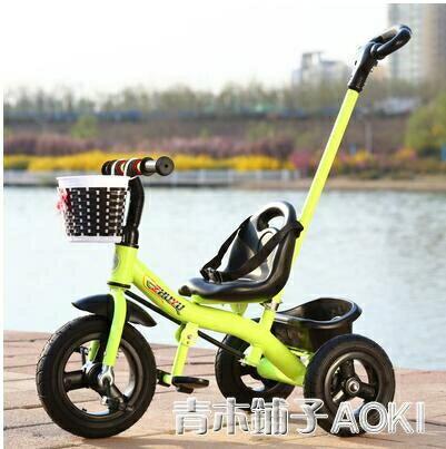 龍鳳奇兒童三輪車腳踏車小孩1-3-2-6歲大號手推車寶寶遛娃自行車ATF 全館特惠9折