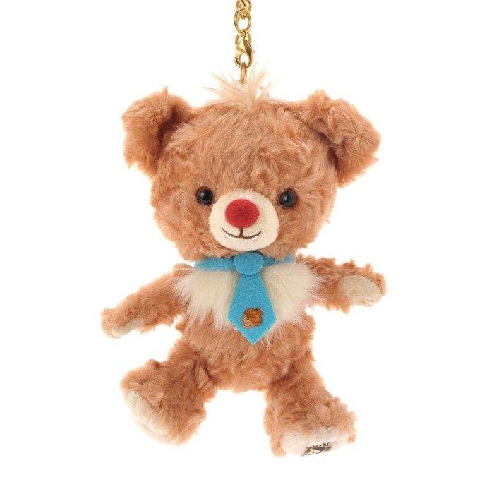 ♥️♦️ unibearsity 大學熊 布蘭德 蒂蒂 吊飾 胖版 金鍊