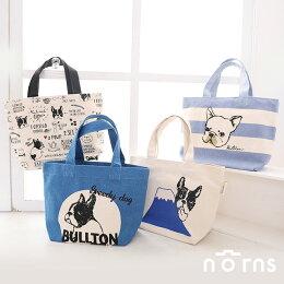 法鬥 狗狗 便當袋 購物袋 托特包 日本雜貨