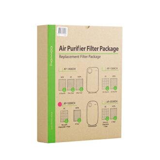 Coway 加護抗敏型空氣清淨機 AP-1009CH AP1009CH 三年份專用濾網