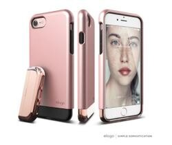 elago iPhone 7 雙層耐衝擊手機保護殼
