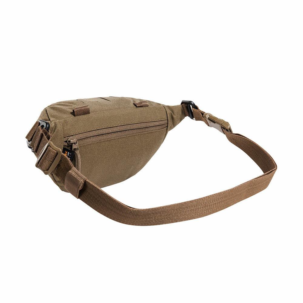 德國《Tasmanian Tiger》Modular Hip Bag 模組化多夾層腰臀包 土狼棕