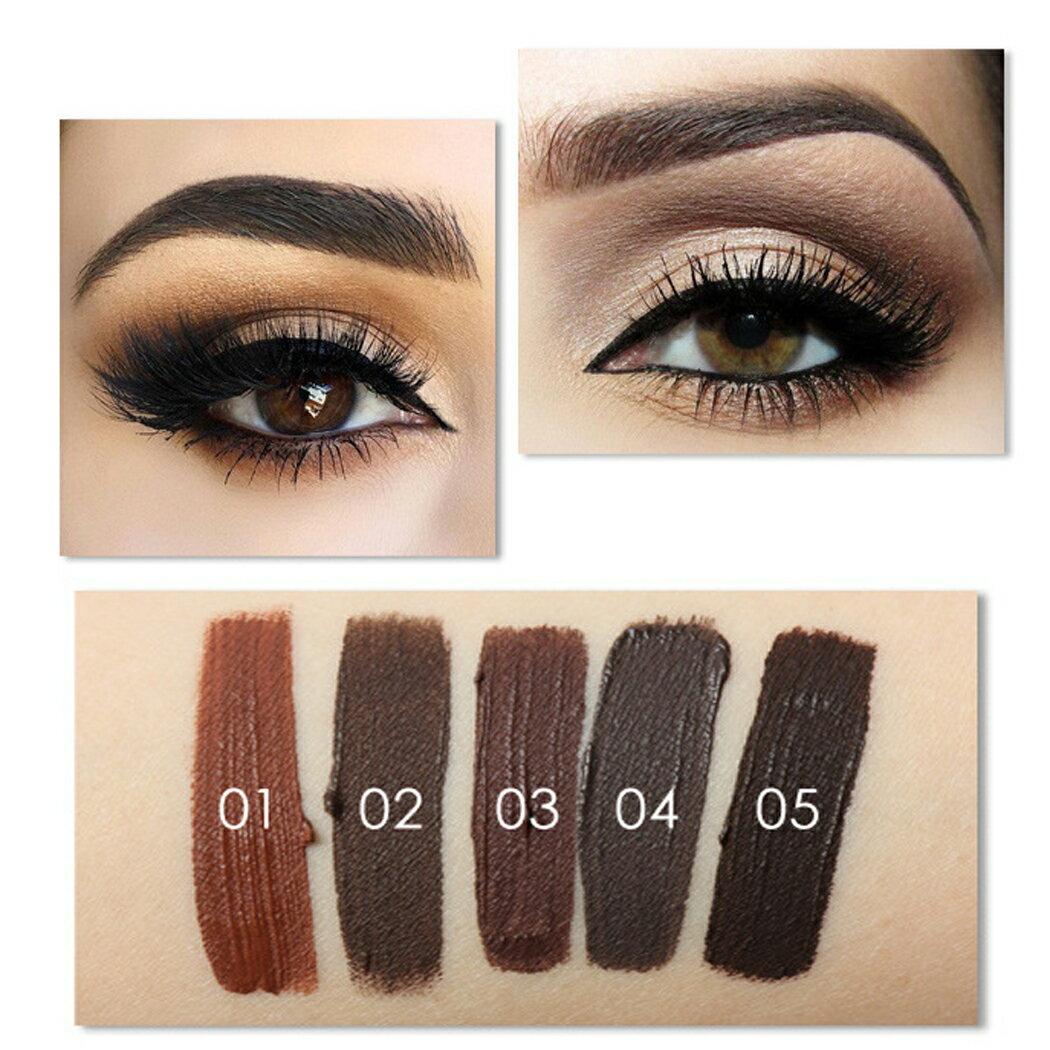 Makeup Waterproof Eyebrow Definition Cream Eye Brow Gel 4