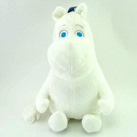 【UNIPRO】嚕嚕咪 慕敏 35公分 坐姿 絨毛玩偶 娃娃 禮物 正版授權 魯魯米 慕敏家族 MOOMIN