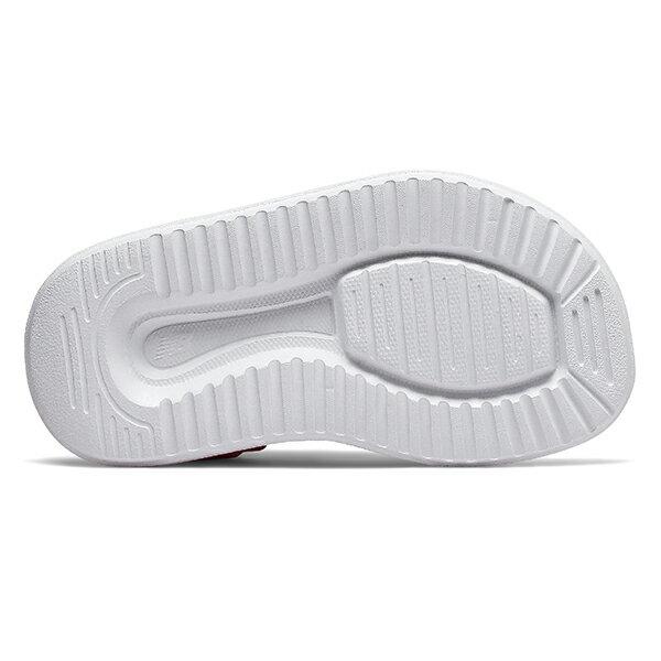 Shoestw【IH750PP】NEW BALANCE NB750 涼鞋 涼拖鞋 運動涼鞋 童鞋 小童鞋 黏帶 椰子樹 桃紅 1