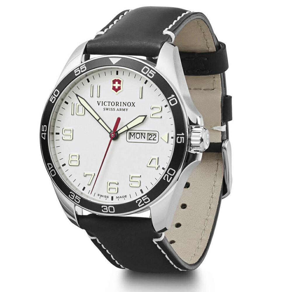 VICTORINOX 瑞士 維氏錶Fieldforce時尚手錶  VISA-241847