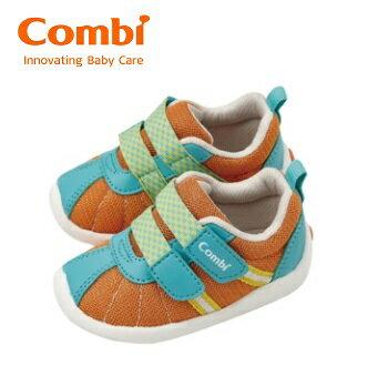 【安琪兒】日本【Combi】幼兒機能鞋--微風暖洋-日出橘 - 限時優惠好康折扣