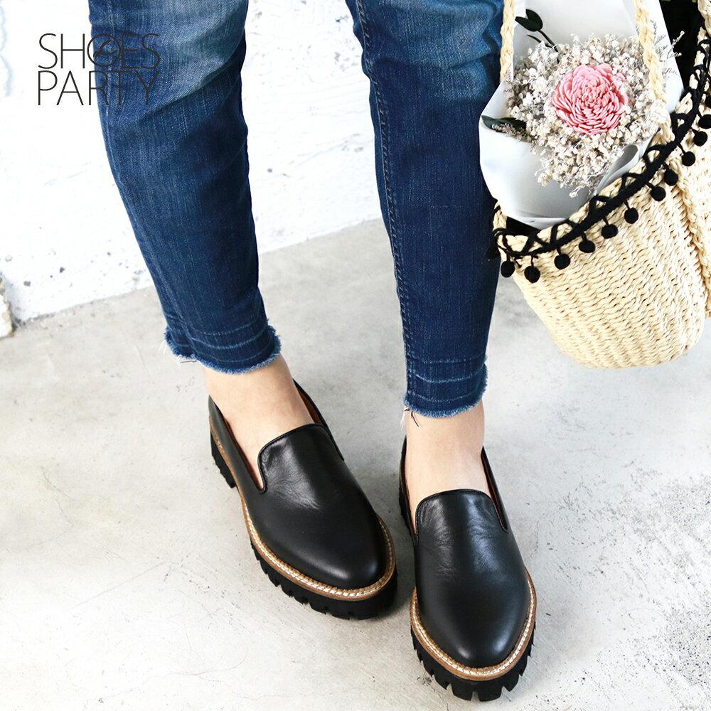 【C2-19517L】真皮厚底歐貝拉_Shoes Party 1