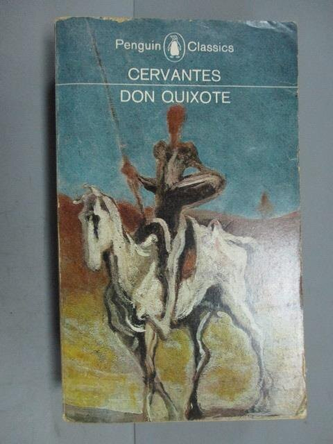 ~書寶 書T3/原文小說_IOE~Cervantes_Don Quixote