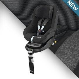 【淘氣寶寶】荷蘭 Maxi-Cosi Pearl 汽車安全座椅【花紋黑】【單汽座,不含Familyfix底座】