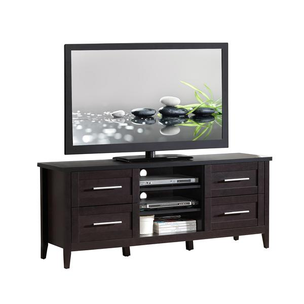 Shopango Techni Mobili Elegant Tv Stand With Storage For