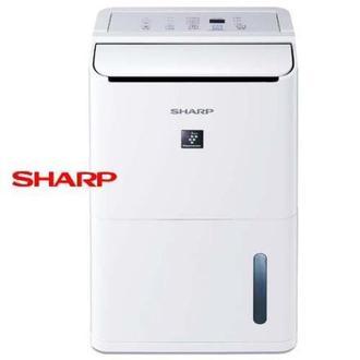【展示品】SHARP 夏普 DW-D8HT-W  除濕機 8L/日 自動除菌離子