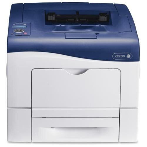 Xerox Phaser 6600DN Laser Printer - Color - 1200 x 1200 dpi Print - Plain Paper Print - Desktop - 36 ppm Mono / 36 ppm Color Print - 700 sheets Standard Input Capacity - 80000 Duty Cycle - Automatic Duplex Print - Ethernet - USB 0