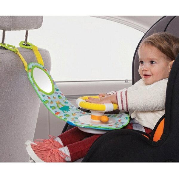 【本月滿千折百,售價已折】以色列【TAFToys】車內座椅玩具系列-小司機