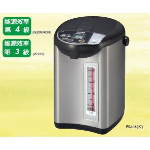 [滿3千,10%點數回饋]虎牌 Tiger 4公升 大按鈕熱水瓶 PDU-A40R【雅光電器】