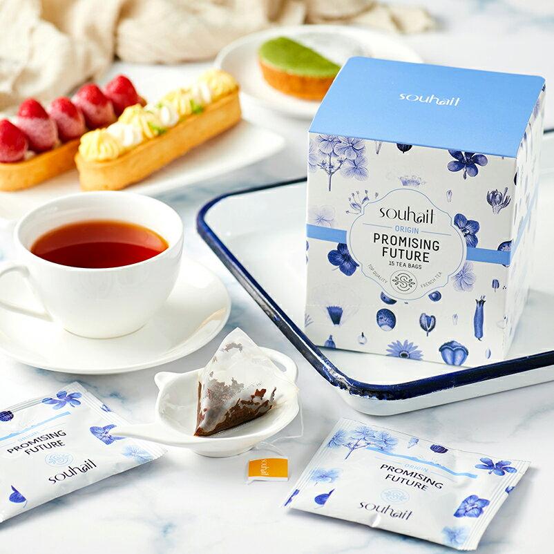 試喝包 Souhait Tea清香微甘愛爾蘭早餐茶 - Promising Future 成功在望 0