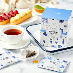 試喝包 Souhait Tea清香微甘愛爾蘭早餐茶 - Promising Future 成功在望★3/1~3/31超取滿299免運