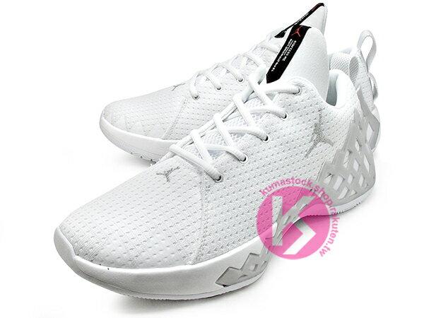 [27.5cm] 2019 中價位鞋款 廣告強力主打 Tinker Hatfield 設計 NIKE JUMPMAN DIAMOND LOW PF 低筒 白銀 前掌 ZOOM AIR 籃球鞋 AJ (CI1209-100) ! 1