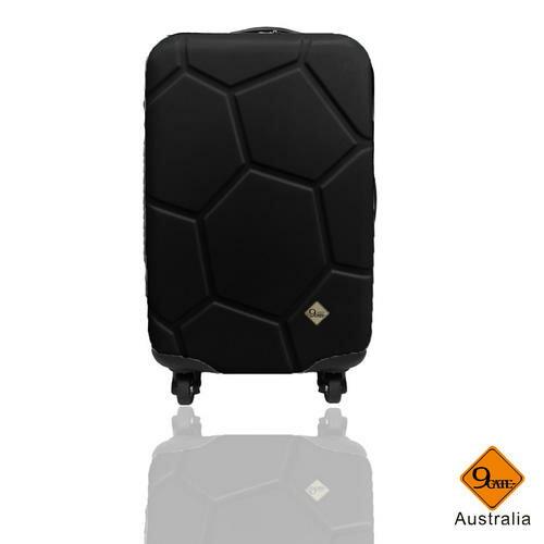 Gate9 經典世紀足球系列20吋輕硬殼旅行箱/行李箱