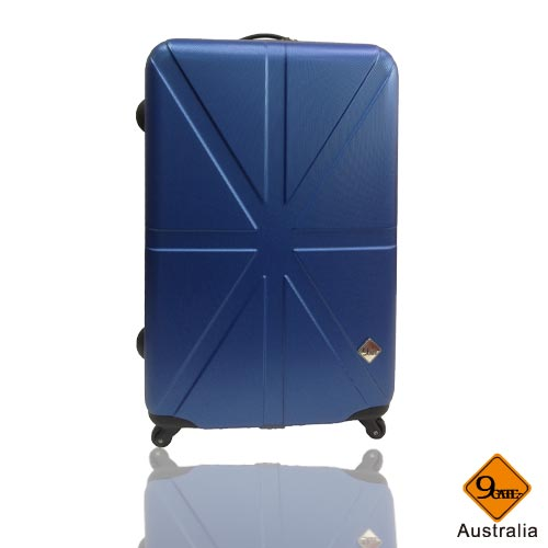 Gate9米字英倫系列好收納24吋輕硬殼旅行箱 / 行李箱 0