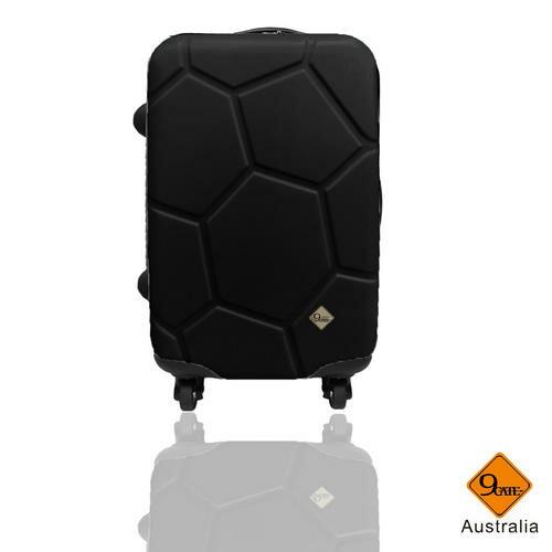 Gate9 經典世紀足球系列28吋輕硬殼旅行箱 / 行李箱 0