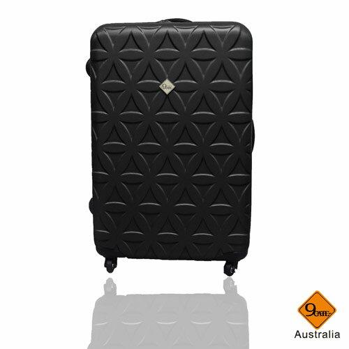 Gate9花花系列ABS霧面28吋輕硬殼旅行箱 / 行李箱 2