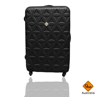 Gate9花花系列ABS霧面28吋輕硬殼旅行箱/行李箱 0