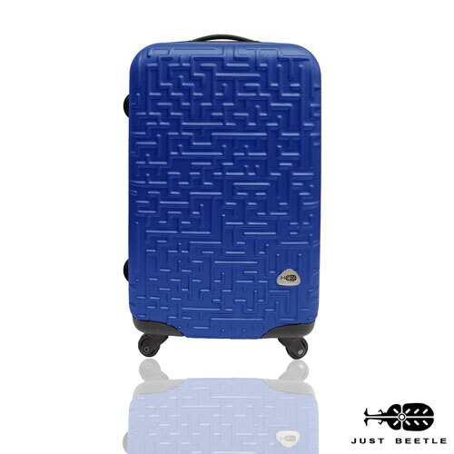 Just Beetle迷宮系列好收納24吋輕硬殼旅行箱 / 行李箱 2