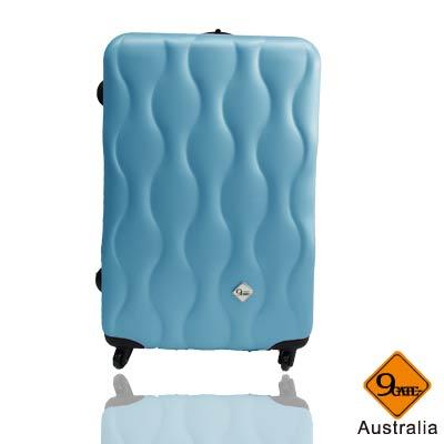 Gate9波西米亞系列ABS霧面28吋限定雙層加大旅行箱 / 行李箱 2