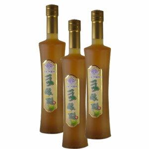 宜蘭阿蘭城★手釀水果醋★三瓶入(四種口味)