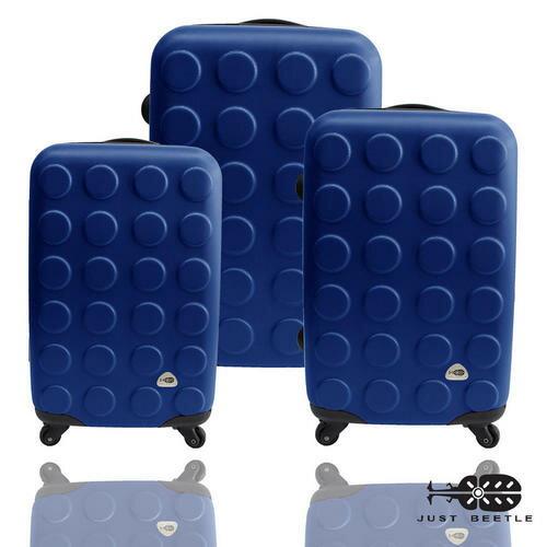 Just Beetle積木系列ABS輕硬殼 三件組28吋24吋20吋 旅行箱 行李箱 2